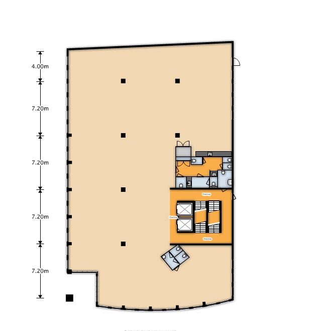 1e-verdieping