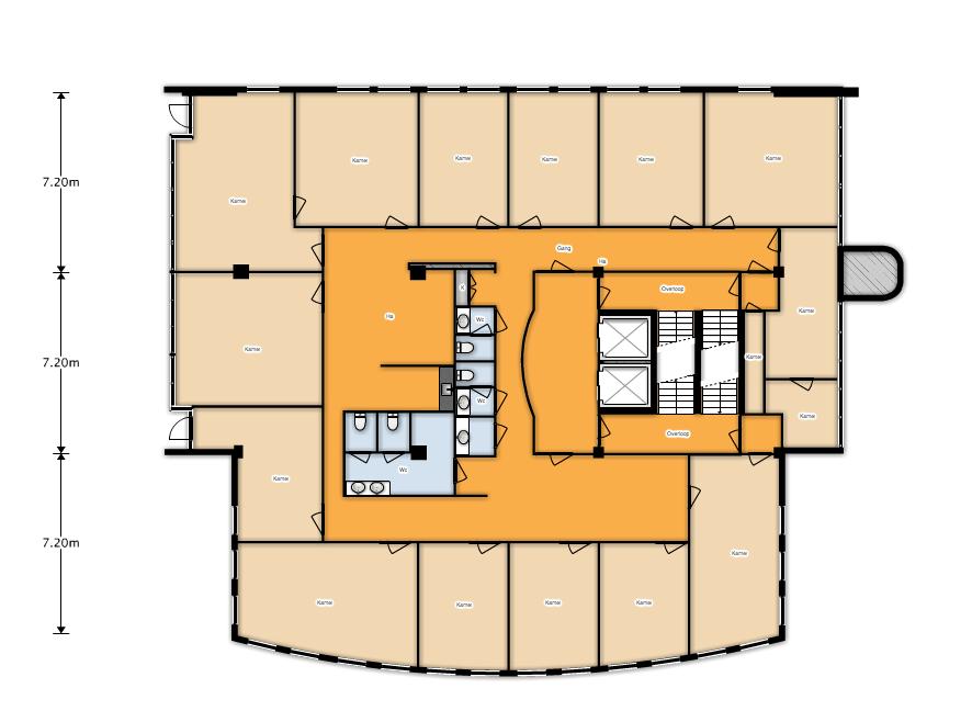 4e-verdieping