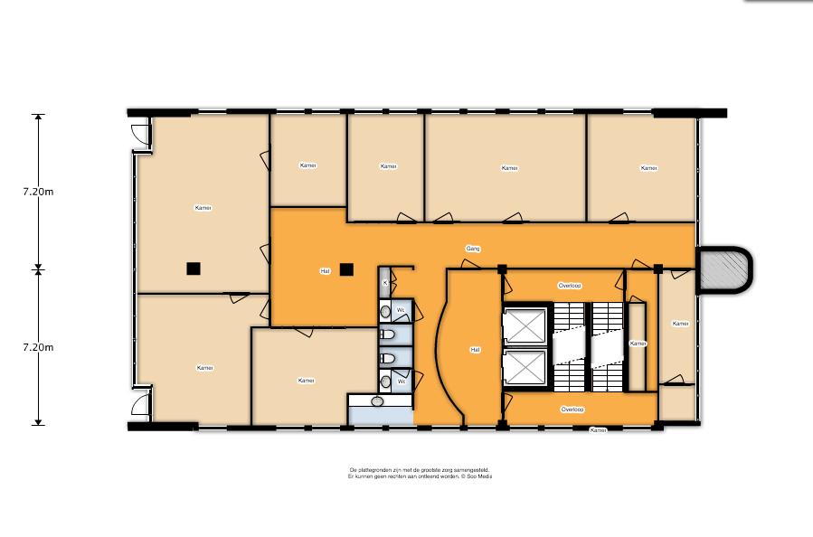 5e-verdieping