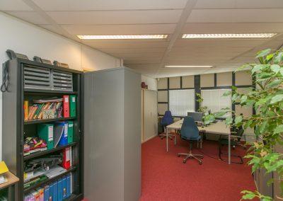 2e verdieping kantoor