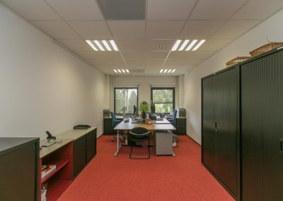 1e verdieping kantoor